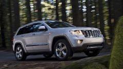 Jeep Grand Cherokee Overland 2011 - Immagine: 11