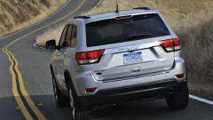 Jeep Grand Cherokee Overland 2011 - Immagine: 5
