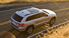 Jeep Grand Cherokee Overland 2011 - Immagine: 8