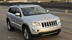 Jeep Grand Cherokee Overland 2011 - Immagine: 2