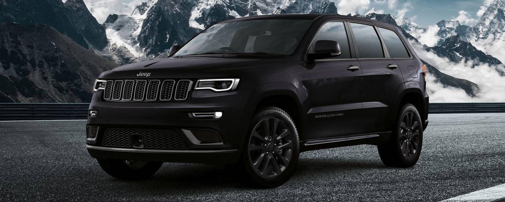 Jeep Grand Cherokee S: nel 2018 una serie speciale per l ...