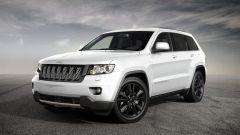 Jeep Grand Cherokee sports concept - Immagine: 1
