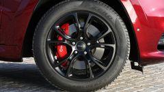 Jeep Grand Cherokee SRT: i freni sono firmati Brembo