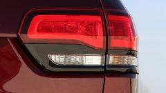 Jeep Grand Cherokee SRT: il gruppo ottico posteriore