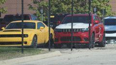 Jeep Grand Cherokee Trackhawk Demon e Dodge Challenger