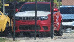 Jeep Grand Cherokee Trackhawk Demon: il frontale
