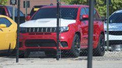 Jeep Grand Cherokee Trackhawk Demon: il nuovo cofano