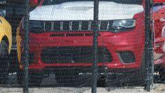 Jeep Grand Cherokee Trackhawk Demon: la calandra
