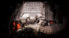 Jeep Grand Cherokee Trackhawk: il motore è un 6.2 litri sovralimentato da compressore volumetrico