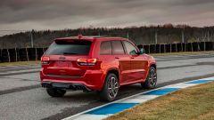 Jeep Grand Cherokee TrackHawk: al volante del SUV più potente al mondo - Immagine: 8