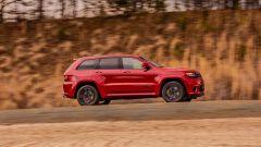 Jeep Grand Cherokee TrackHawk: al volante del SUV più potente al mondo - Immagine: 9
