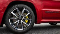 Jeep Grand Cherokee TrackHawk: al volante del SUV più potente al mondo - Immagine: 14