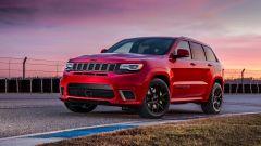 Jeep Grand Cherokee TrackHawk: al volante del SUV più potente al mondo - Immagine: 15
