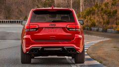 Jeep Grand Cherokee TrackHawk: al volante del SUV più potente al mondo - Immagine: 16