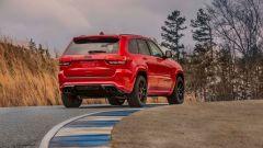 Jeep Grand Cherokee TrackHawk: al volante del SUV più potente al mondo - Immagine: 17