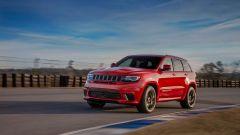 Jeep Grand Cherokee TrackHawk: al volante del SUV più potente al mondo - Immagine: 19