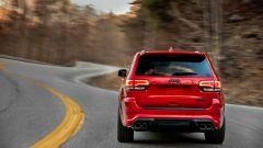 Jeep Grand Cherokee TrackHawk: al volante del SUV più potente al mondo - Immagine: 20