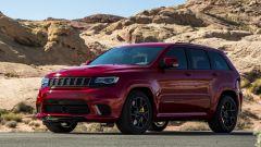 Jeep Grand Cherokee TrackHawk: al volante del SUV più potente al mondo - Immagine: 1