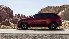 Jeep Grand Cherokee TrackHawk: al volante del SUV più potente al mondo - Immagine: 6