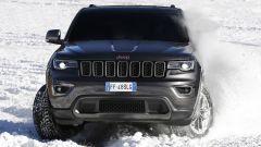 Jeep Grand Cherokee Trailhawk 2017 affronta senza problemi i terreni più difficili