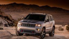 Jeep Grand Cherokee Trailhawk 2017 - Immagine: 2