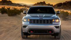 Jeep Grand Cherokee Trailhawk 2017 - Immagine: 3