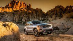 Jeep Grand Cherokee Trailhawk 2017 - Immagine: 1