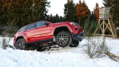 Jeep Grand Cherokee Trailhawk 2017: il controllo elettronico dei differenziali all'opera