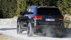 Jeep Grand Cherokee Trailhawk 2017: l'auto provata ha un motore 3 litri V6 turbodiesel