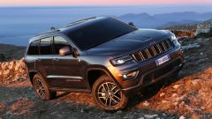 Jeep Grand Cherokee Trailhawk 2017: vista 3/4 anteriore