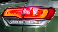 Jeep Grand Cherokee Trailhawk 2019: gruppo ottico posteriore