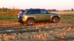 Jeep Grand Cherokee Trailhawk 2019 prove di guida in offroad