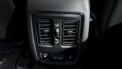 Jeep Grand Cherokee Trailhawk 2019: ventilazione e riscaldamento dei sedili posteriori