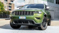 Jeep Grand Cherokee Trailhawk 2019: vista 3/4 anteriore