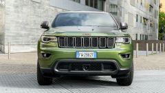 Jeep Grand Cherokee Trailhawk 2019: vista frontale