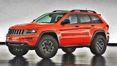 Jeep Grand Cherokee Trailhawk Diesel - Immagine: 2