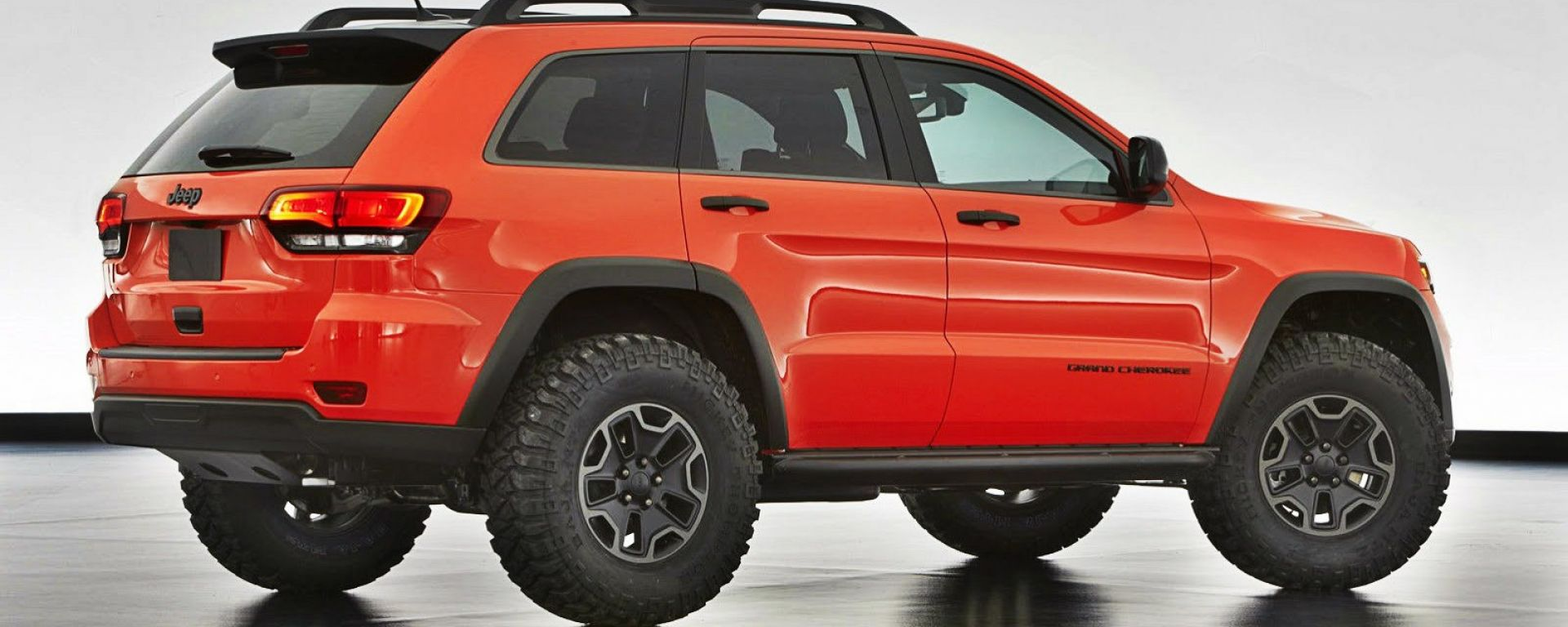 Jeep Grand Cherokee Trailhawk Diesel