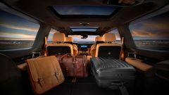Jeep Grand Wagoneer 2021: il bagagliaio