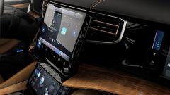 Jeep Grand Wagoneer 2021, interni: infotainment