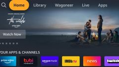 Jeep Grand Wagoneer 2022: debutta la app Fire TV di Amazon