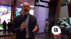 Jeep: il video dallo stand - Immagine: 3