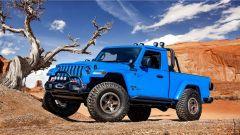 Jeep J6 concept: vista 3/4 anteriore
