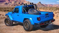 Jeep J6 concept, vista 3/4 posteriore