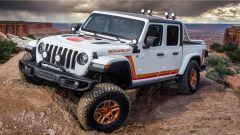 Jeep JT-Scrambler concept, vista 3/4 anteriore