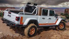 Jeep JT-Scrambler concept, vista 3/4 posteriore