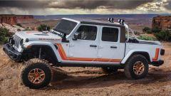 Jeep JT-Scrambler concept, vista laterale
