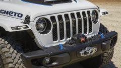 Jeep Magneto, leggasi Wrangler elettrica. Ecco come sarà fatta - Immagine: 6