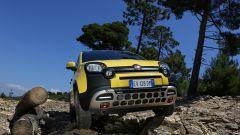 Jeep studia una Renegade in miniatura sul pianale della Panda 4x4