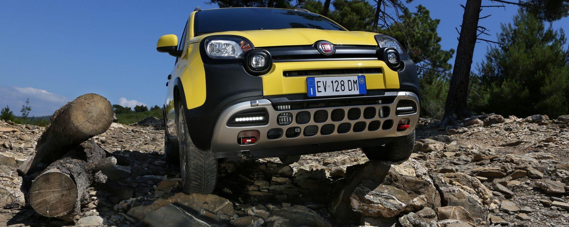 FCA studia una baby Jeep, da costruire a Pomigliano