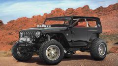 Jeep Quicksand, una hot road per il deserto [VIDEO] - Immagine: 1